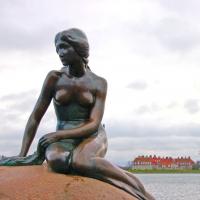"""Kopenhagen: """"Kleine Meerjungfrau"""" (dän. Den lille Havfrue)"""