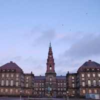 Kopenhagen: Schloss Christiansborg