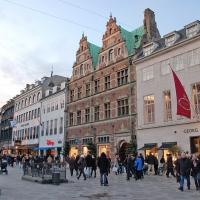 Kopenhagen: Amagertorv