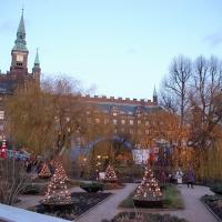 Kopenhagen: Im weihnachtlichen Tivoli