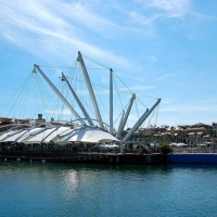 Ligurien: Porto Antico in Genua