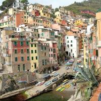 Ligurien: Cinque Terre, Riomaggiore