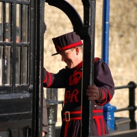 London: Beefeater