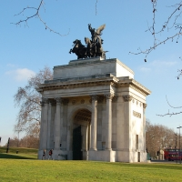 London: Wellington Arch