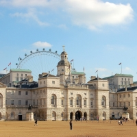 London: Horse Guards Parade