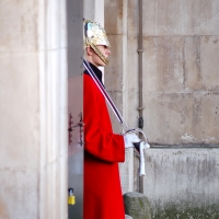 London: Queen´s Guard