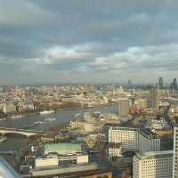London: View from London Eye