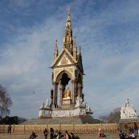 London: Albert Memorial