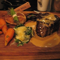 London: Gordon Ramsay´s Maze Grill