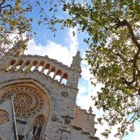 Mallorca: Kirche Sant Bartomeu in Sóller