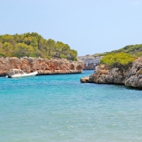 Mallorca: Cala Sa Nau