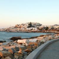 Naxos: Stadt