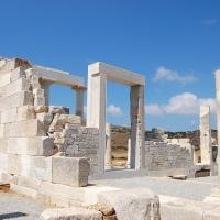 Naxos: Dimitra Tempel