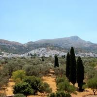 Naxos: Hinterland