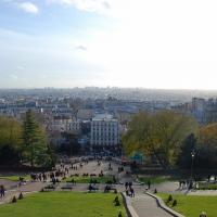 Paris: Blick vom Sacré-Cœur