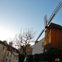 Paris: Moulin de Galette