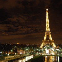 Paris: Tour Eiffel
