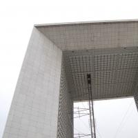 Paris: Grande Arche, La Défense