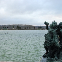 Paris: Garten von Schloss Versailles, Garten