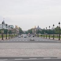 Paris: Garten von Schloss Versailles