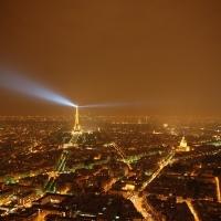 Paris: Tour Eiffel - Blick vom Tour Montparnasse