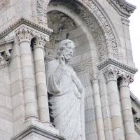 Paris: Basilika Sacré-Cœur