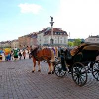 Polen: Altstadt Warschau