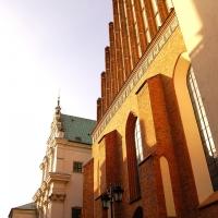Polen: Johanneskathedrale in der Altstadt von Warschau