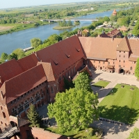 Polen: Malbork / Marienburg