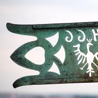 Polen: Marienkirche in Gdansk / Danzig