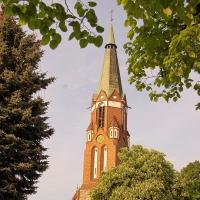 Polen: Katholische Kirche St. Georg in Sopot