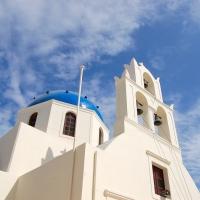 Santorini: Oia