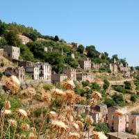 Sardinien: Gairo Vecchio