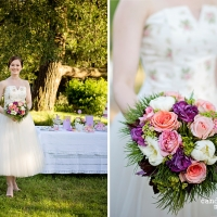 Styled Vintage Wedding Shoot