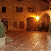 Toskana: Bibbona, Altstadt