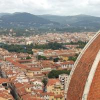 Toskana: Florenz, Blick vom Campanile