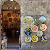 Toskana: San Gimignano