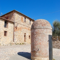 Toskana: Monteriggioni