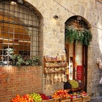 Toskana: Siena
