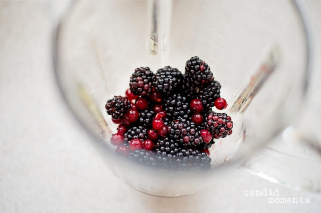 Brombeer-Ribisel-Joghurt