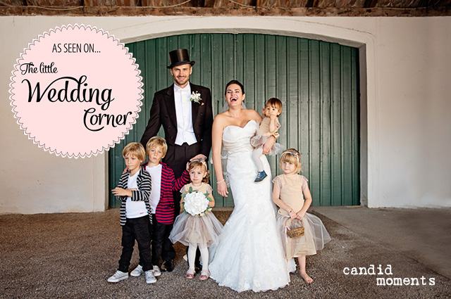 The Little Wedding Corner | Silvia Hintermayer | candid moments