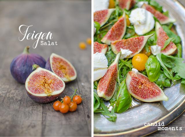 Feigen-Salat