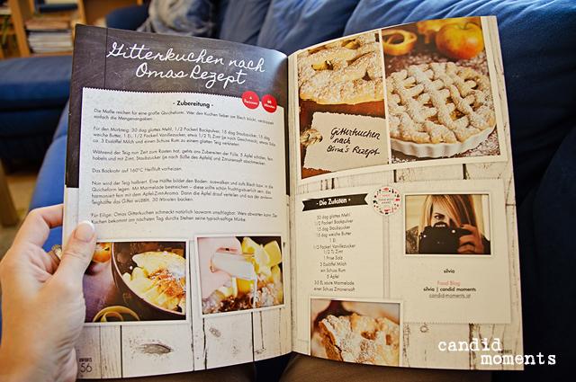 Gitterkuchen nach Omas Rezept-Magazin