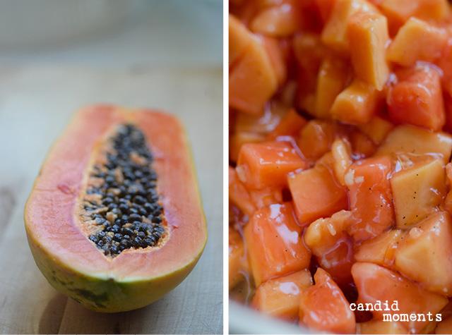 Spicy Papaya