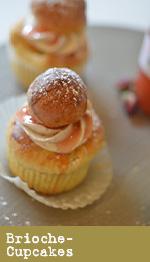 Brioche-Cupcakes
