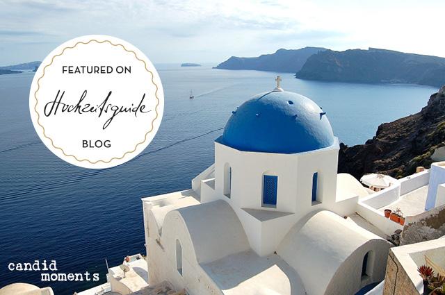 Santorini im Hochzeitsguide