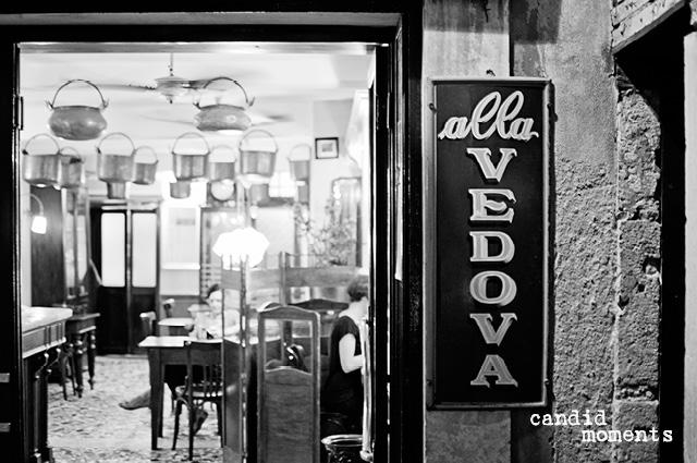 Venedig Alla Vedova