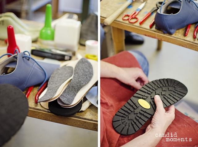 Waldiertler Schuhmacherkurs