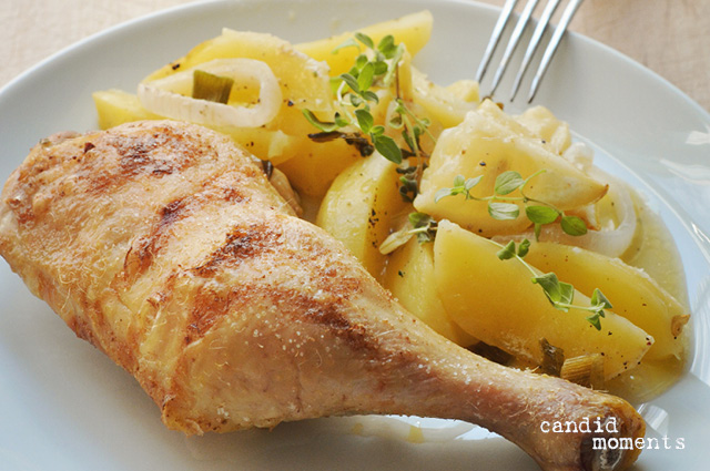 Zitronen-Henderl